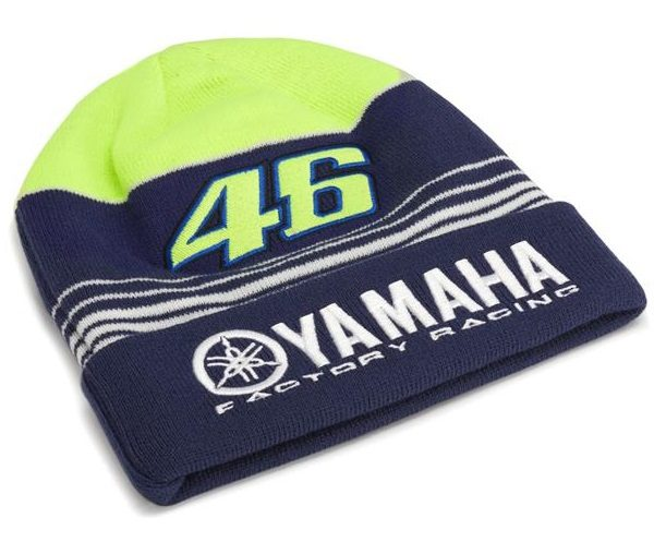 Valentino Rossi muts / beanie Yamaha