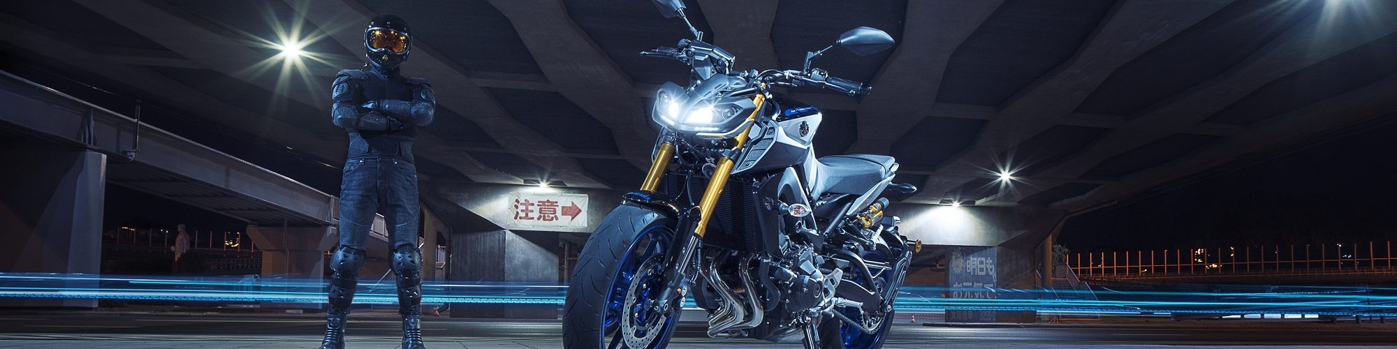 Yamaha MT-09 SP model 2018