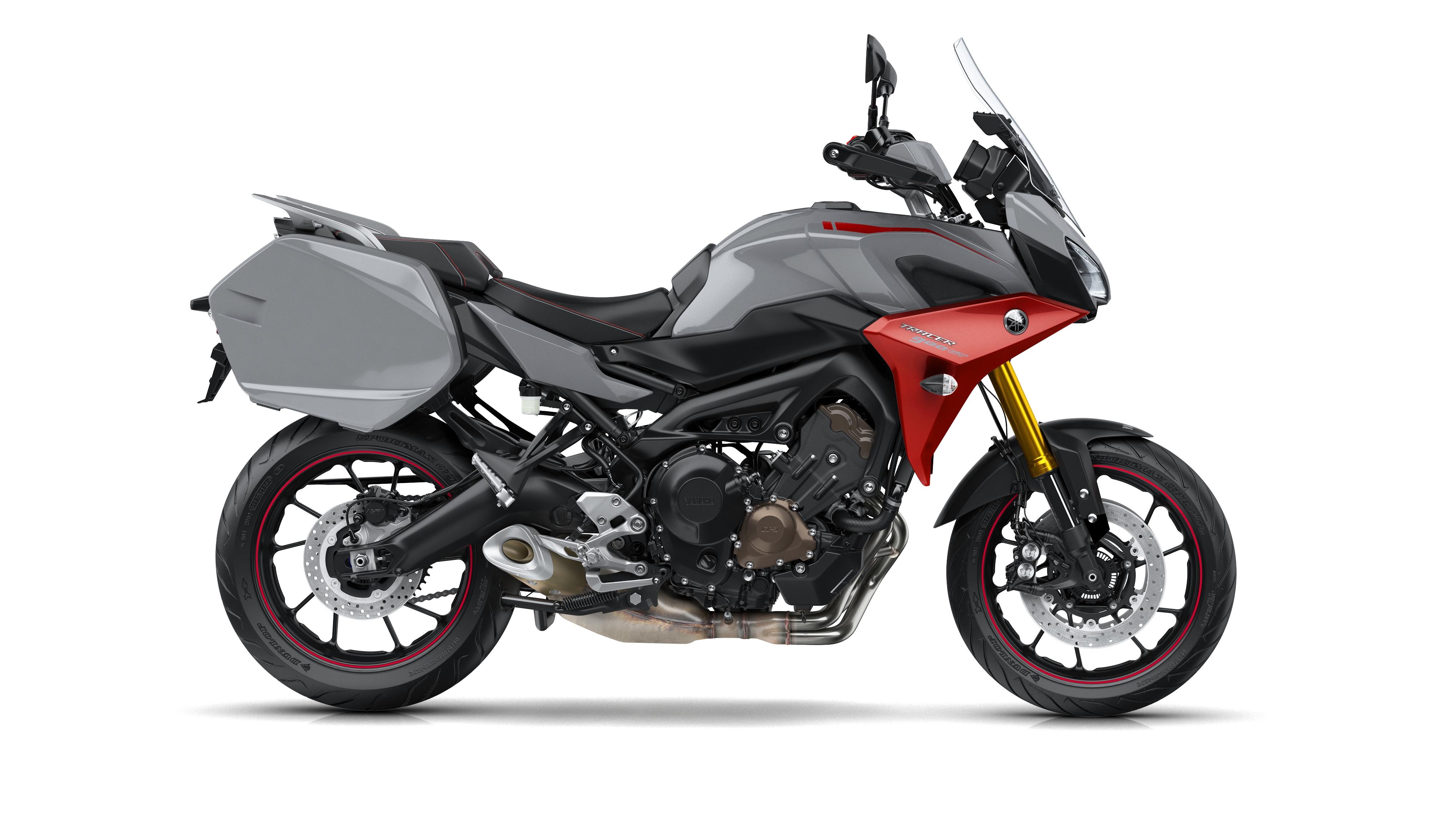 Yamaha Tracer 900 GT 2019 model