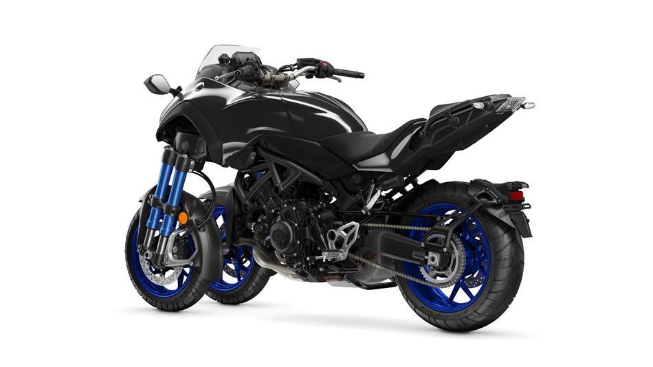 Yamaha MXT 850 NIKEN driewieler
