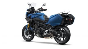 Yamaha Tracer 900 GT phantom blue