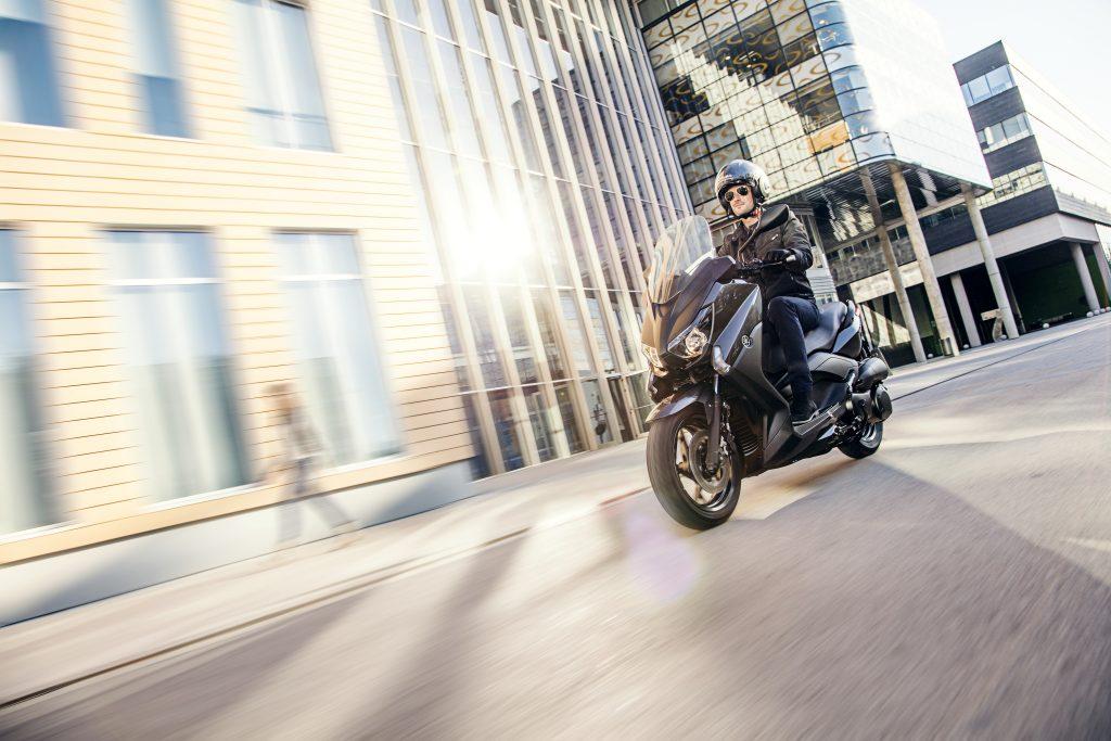 Yamaha financial lease constructie
