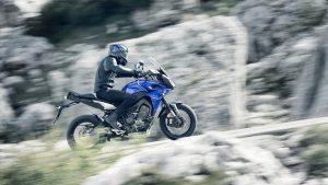 Yamaha zakelijk rijden