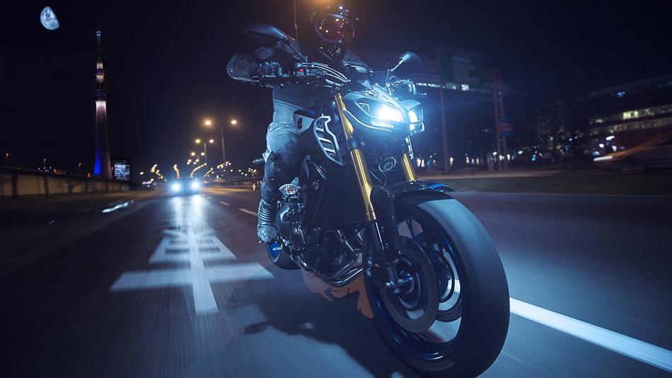 Yamaha MT-09 SP bestellen