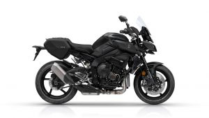 Yamaha MT-10 Tourer Edition zwart