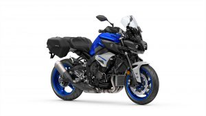 Yamaha MT-10 Tourer edition Icon Blue