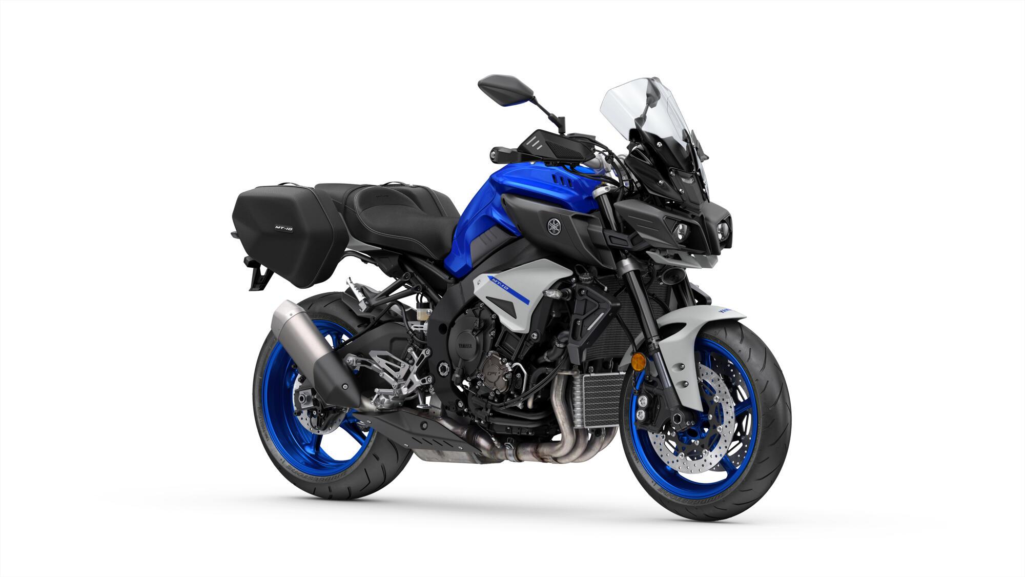 Yamaha MT-10 Tourer edition Icon Blue