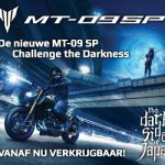 Introductie Yamaha MT-09 SP MotorCentrumWest