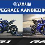 Yamaha wegrace aanbieding R1 R6