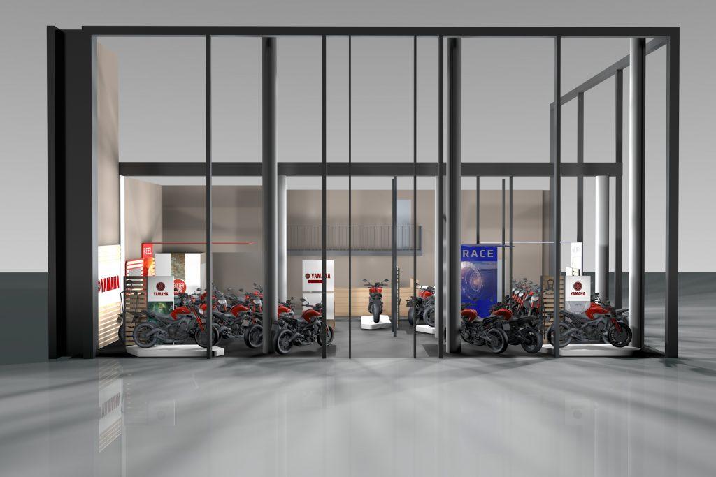 Yamaha showroom | MotorCentrumWest