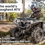 Grizzy 700 Quad | MotorCentrumWest