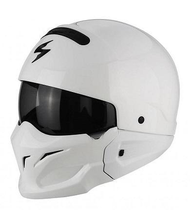 Scorpion Combat Stig helm MotorCentrumWest