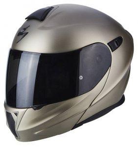 Scorpion Exo-920 titanium - MotorCentrumWest