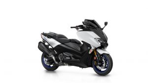 Yamaha TMAX SX Sport Edition zilver
