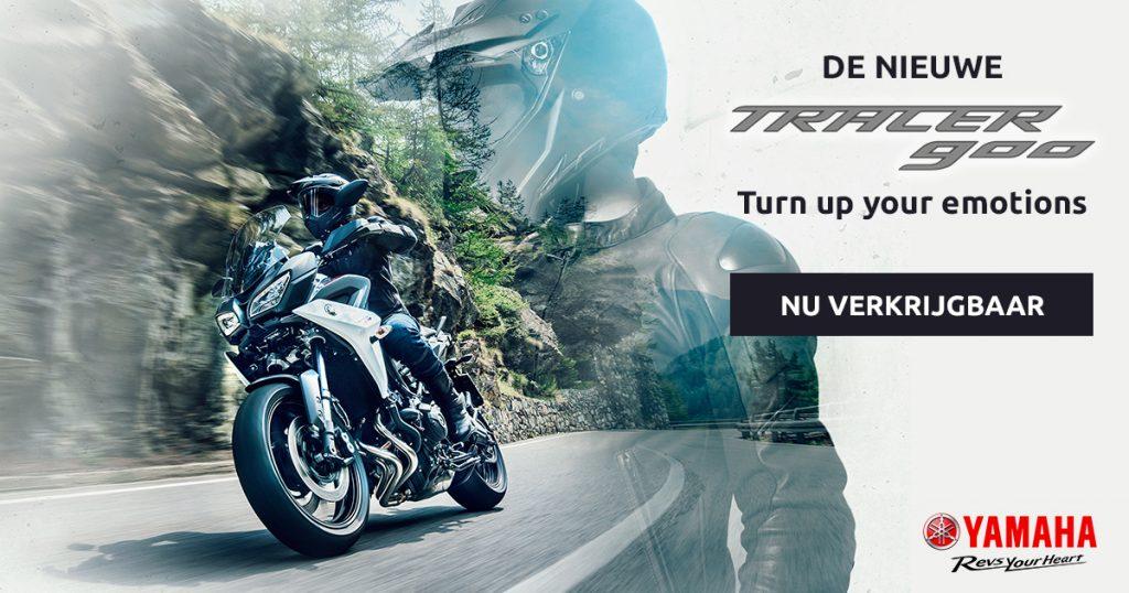 Yamaha Tracer 900 ABS | MotorCentrumWest