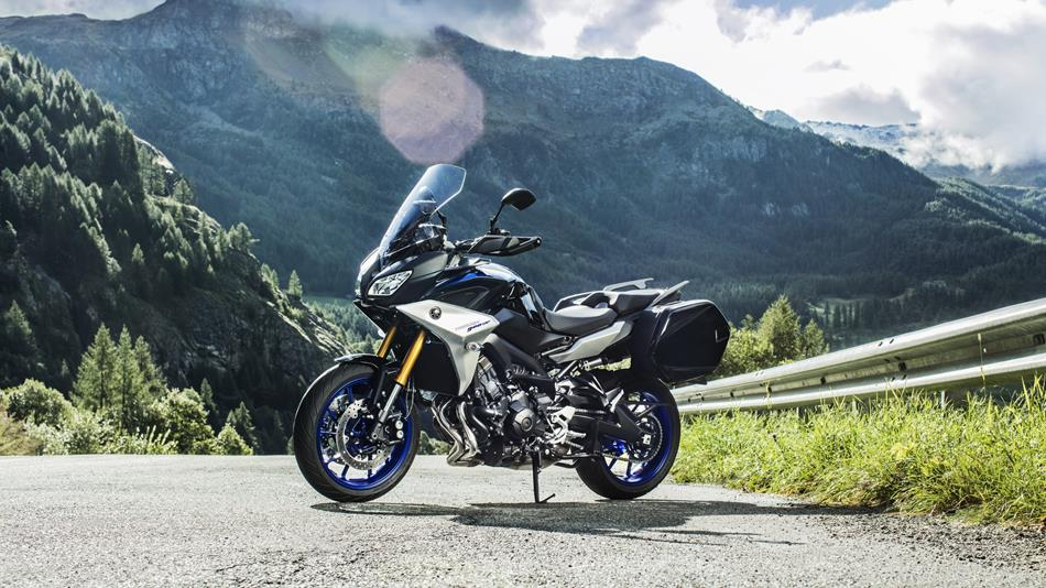 Yamaha Tracer 900 GT - MotorCentrumWest