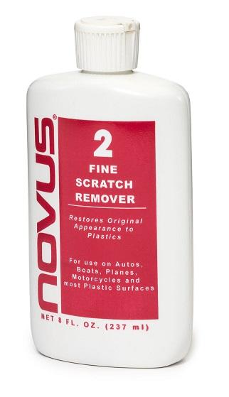 Novus 2 fine Scratch Remover - MotorCentrumWest
