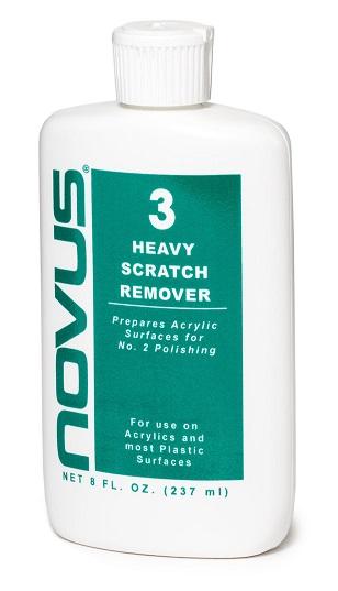 Novus 3 Heavy scratch remover - MotorCentrumWest