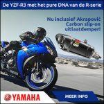 Gratis Akra YZF-R3 | MotorCentrumWest