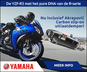 Gratis Akra Yamaha YZF-R3 | MotorCentrumWest