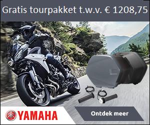 Gratis tourpakket Tracer 900 | MotorCentrumWest