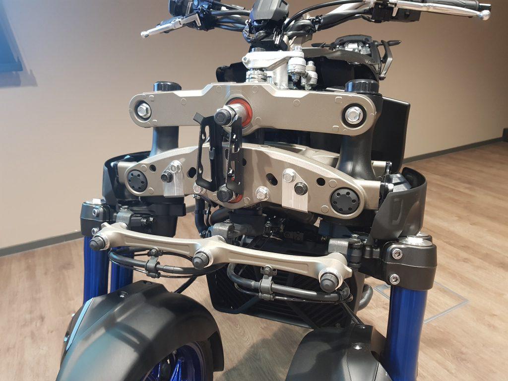 Yamaha Niken - MotorCentrumWest