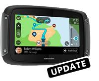 Update tomtom rider 550 | MotorCentrumWest
