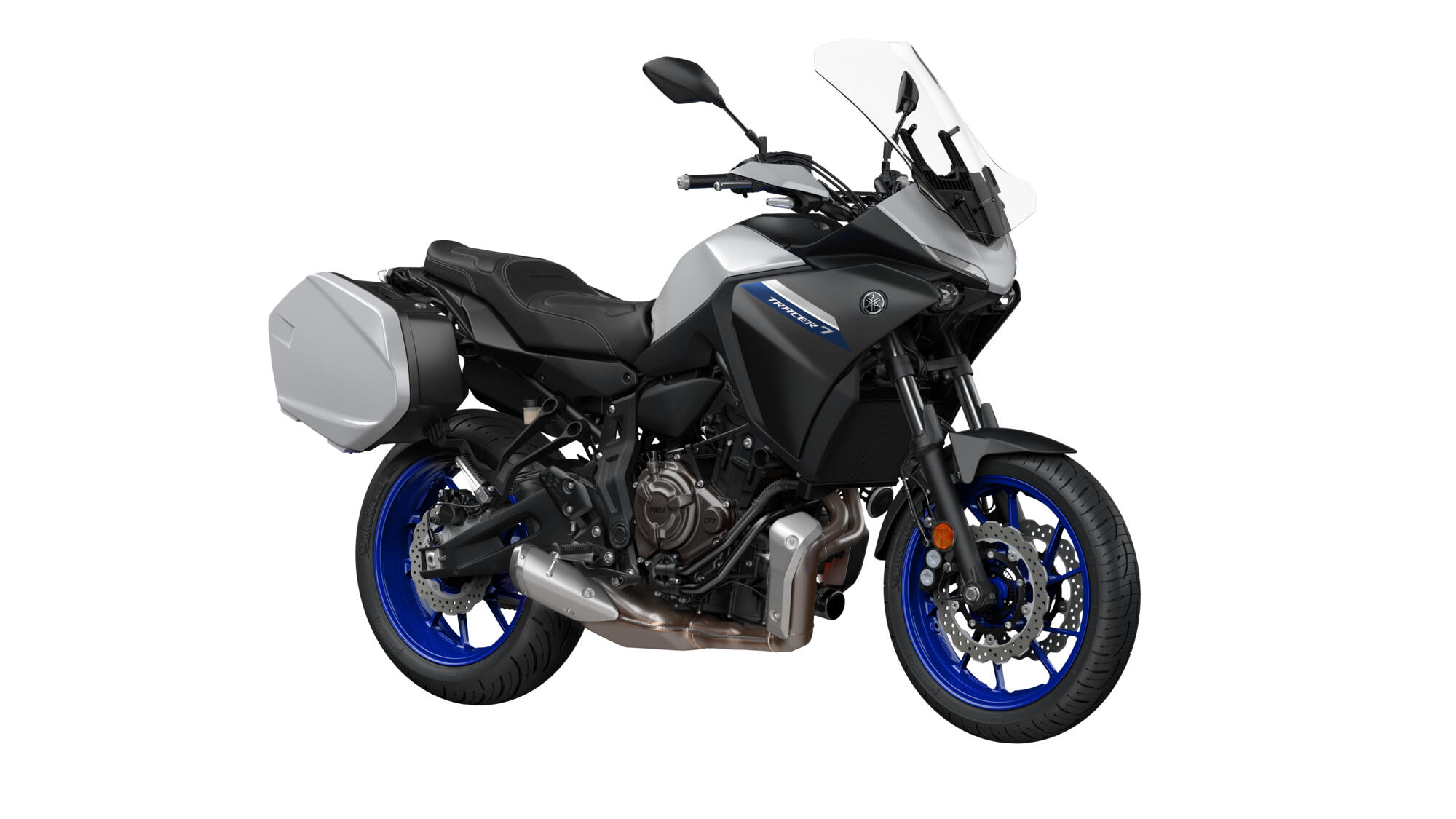 Yamaha Tracer 700 GT model 2021