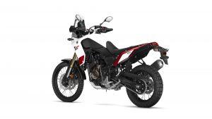 Yamaha Tenere 700 rood