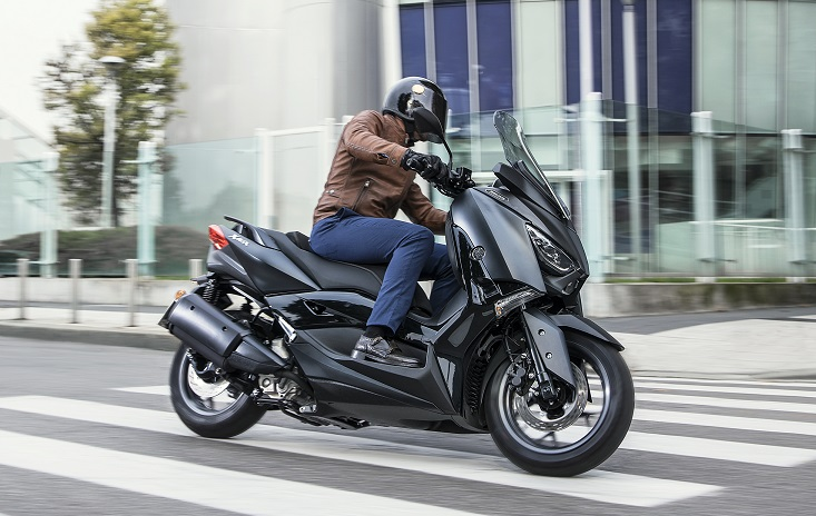 Yamaha XMAX IRON MAX | MotorCentrumWest