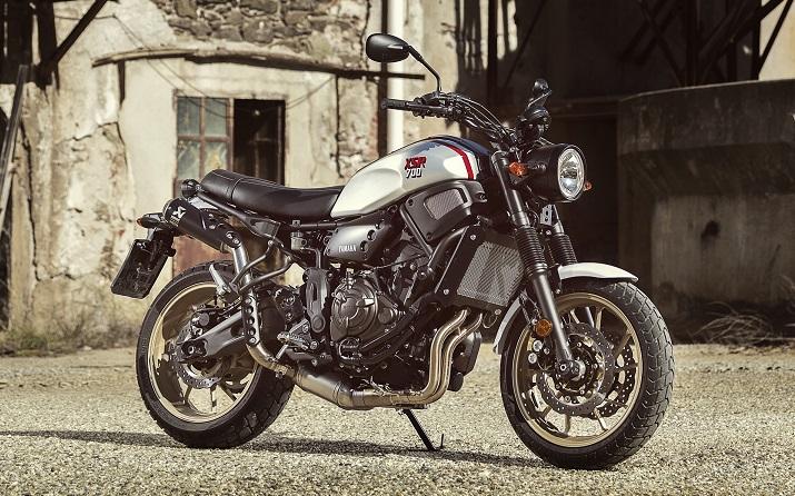 Yamaha XSR700 XTribute | MotorCentrumWest