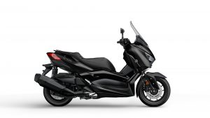Yamaha XMAX 400 IRON MAX motorscooter
