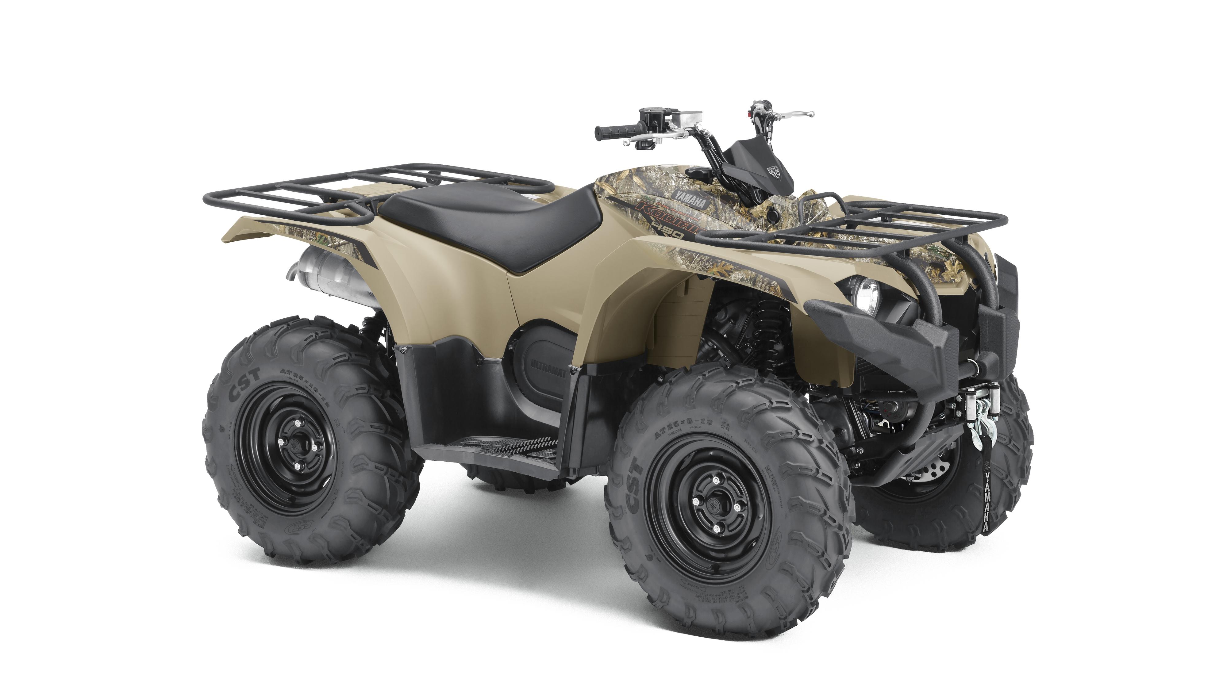 Yamaha Kodiak 400 EPS ATV