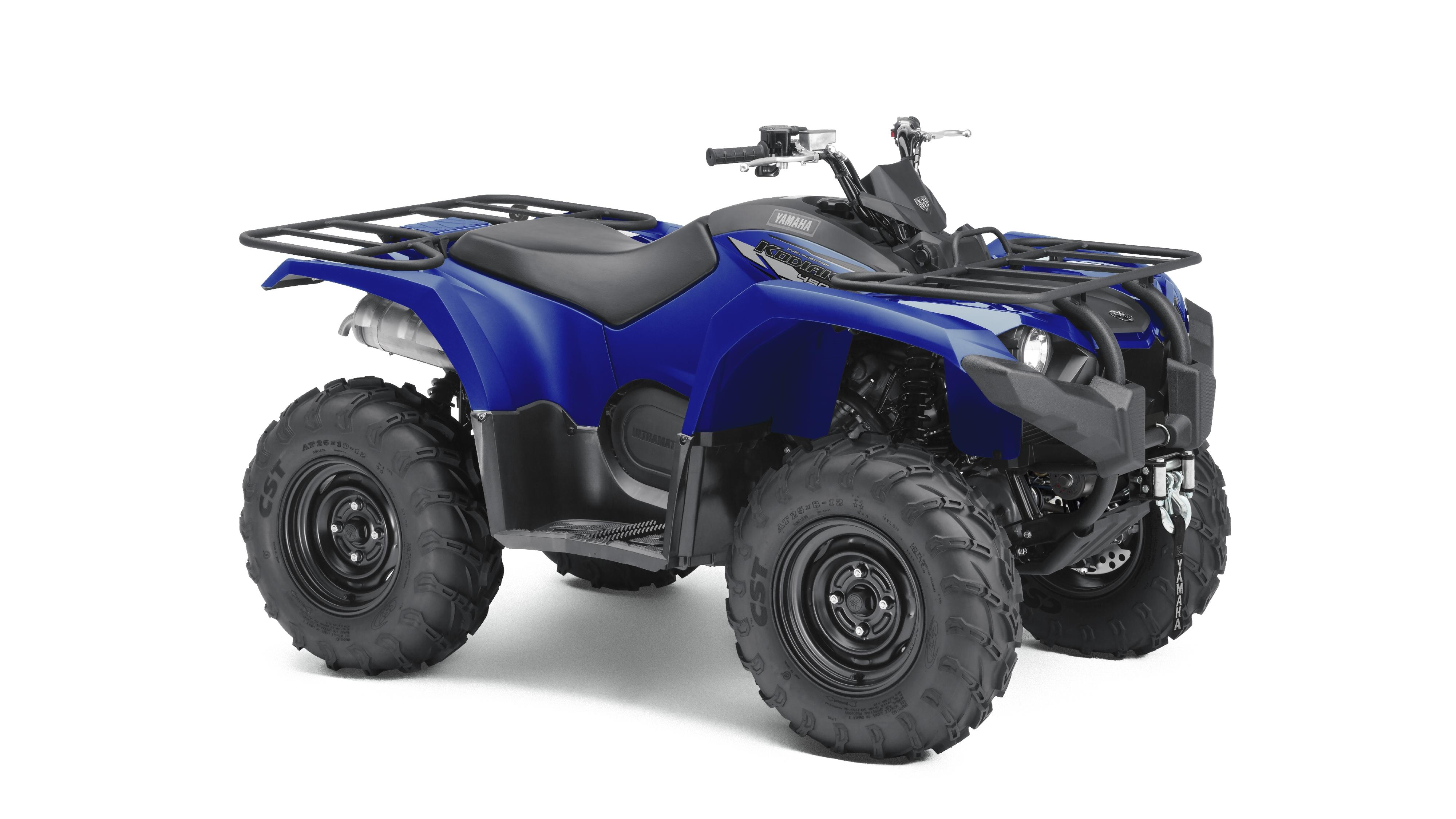 Yamaha Kodiak 400 EPS | MotorCentrumWest