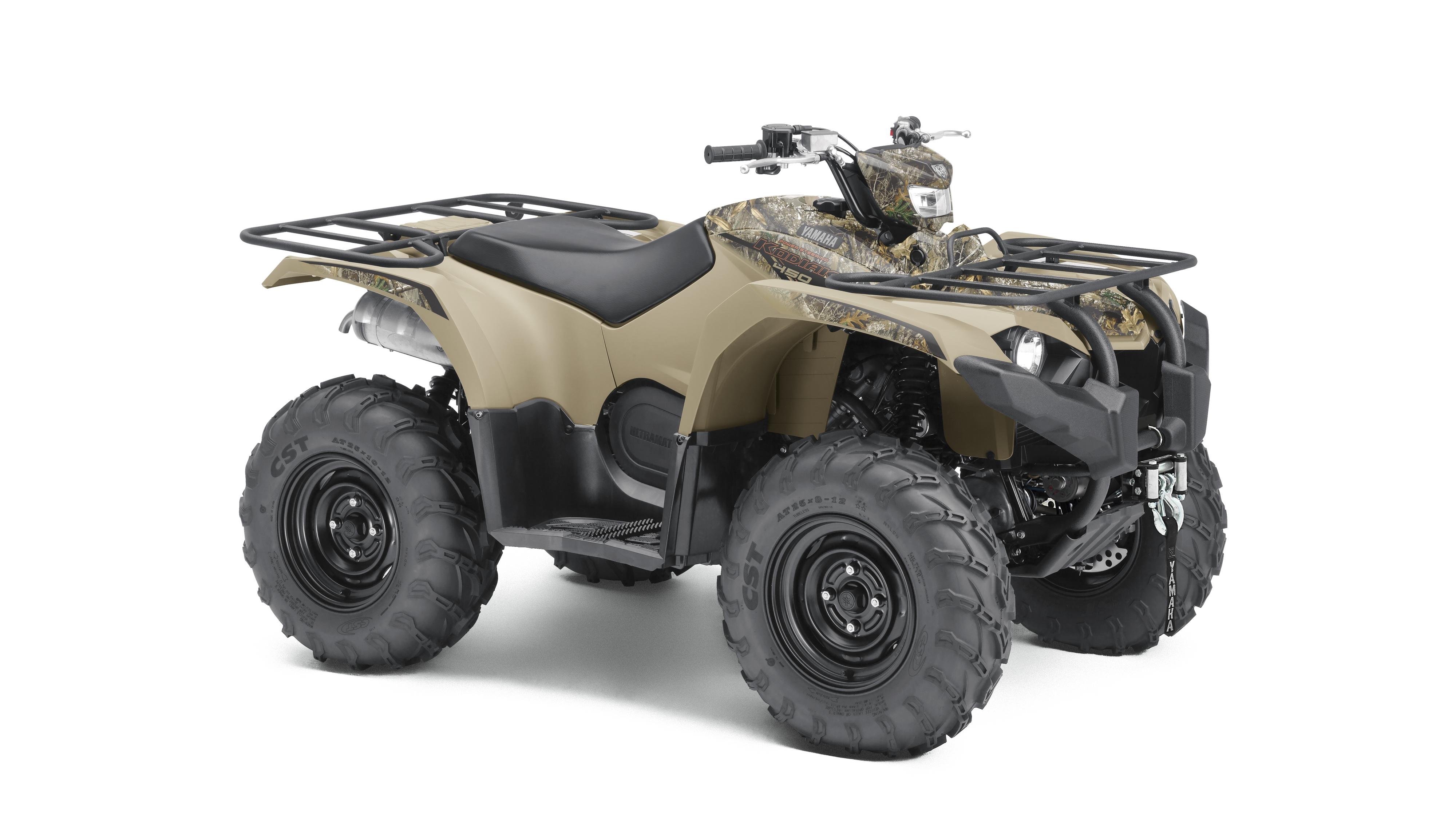 Yamaha Kodiak 400 EPS nu bestellen