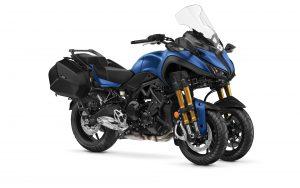 Yamaha NIKEN GT proefrijden