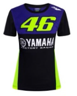 Valentino Rossi dames t-shirt | MotorCentrumWest