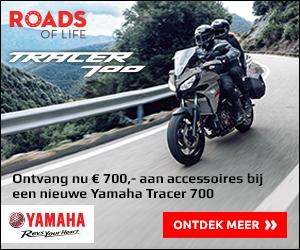 Gratis Accessoires Yamaha Tracer 700 | MotorCentrumWest