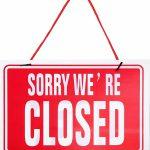closed mcw