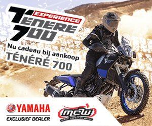 Yamaha Tenere Experience | MotorCentrumWest