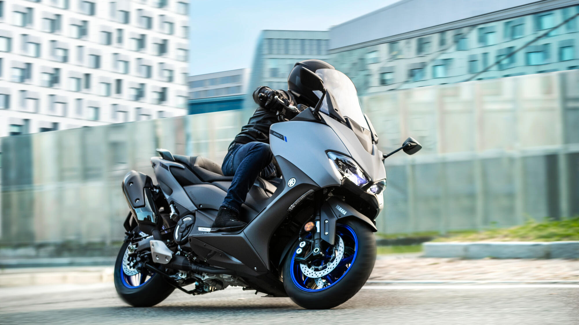 Yamaha TMAX 2020 | MotorCentrumWest