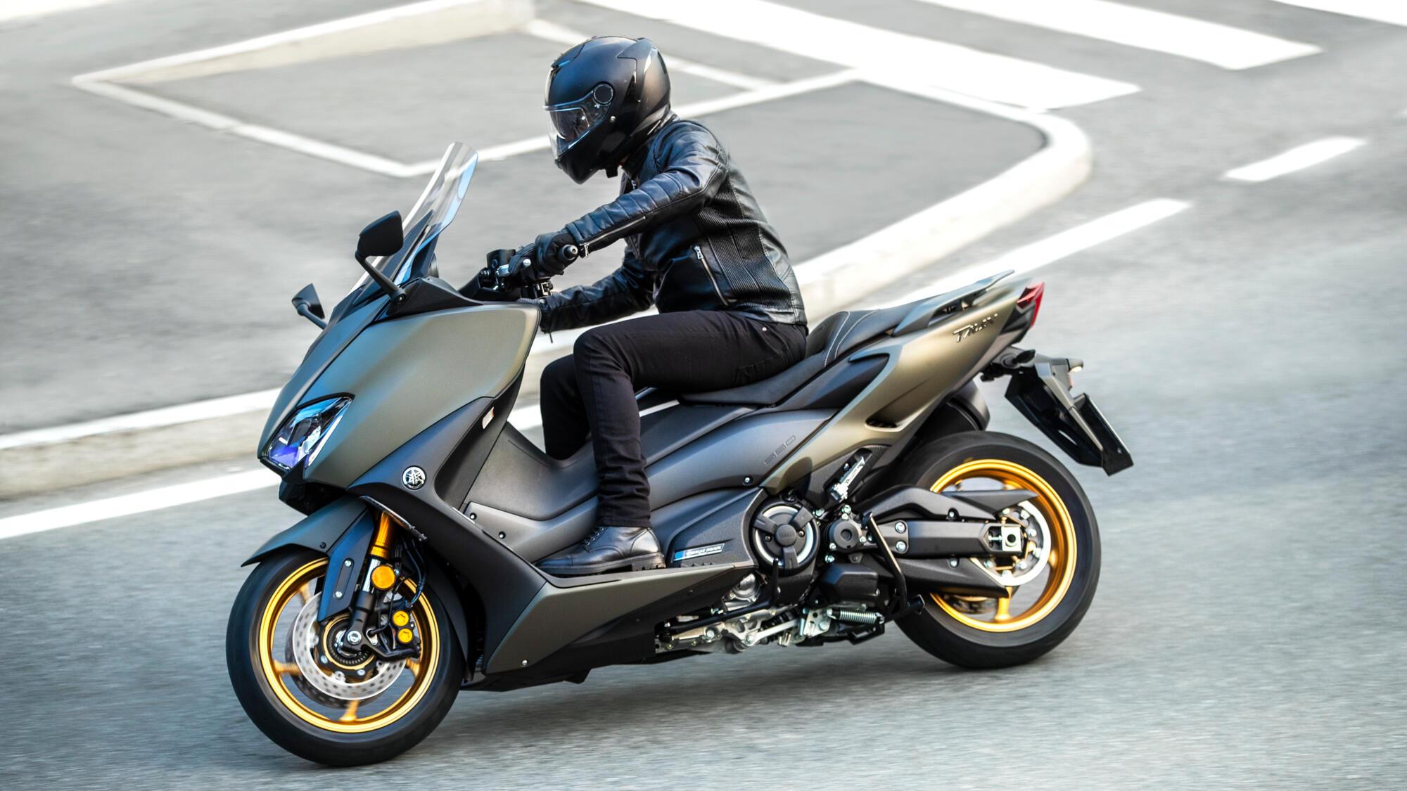 Yamaha TMAX tech MAX 2020 | MotorCentrumWest