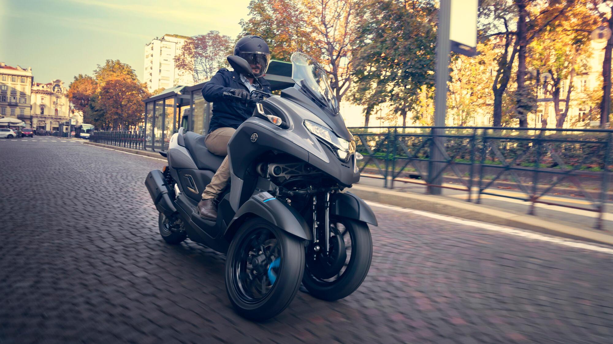 Yamaha Tricity 300 2020 | MotorCentrumWest