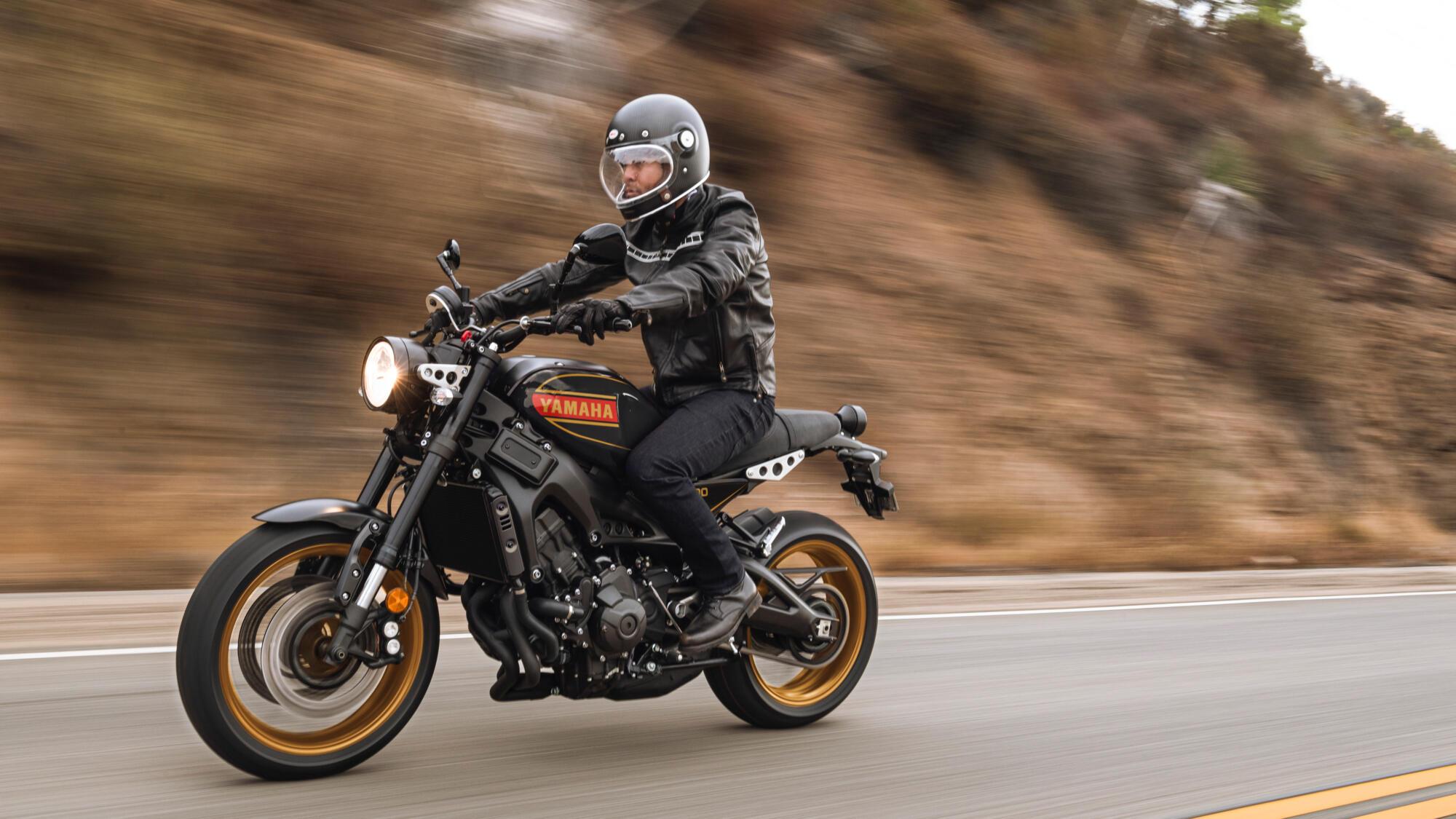 Yamaha XSR900 | MotorCentrumWest
