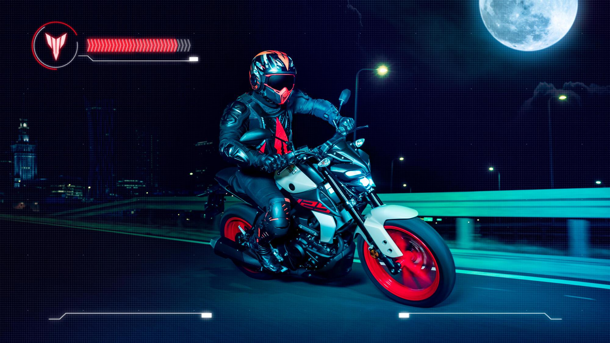 Yamaha MT-125 | MotorCentrumWest