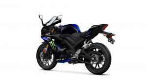 Yamaha YZF-R125 Monster energy bestellen