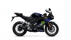 Yamaha YZF-R125 Monster energy kopen