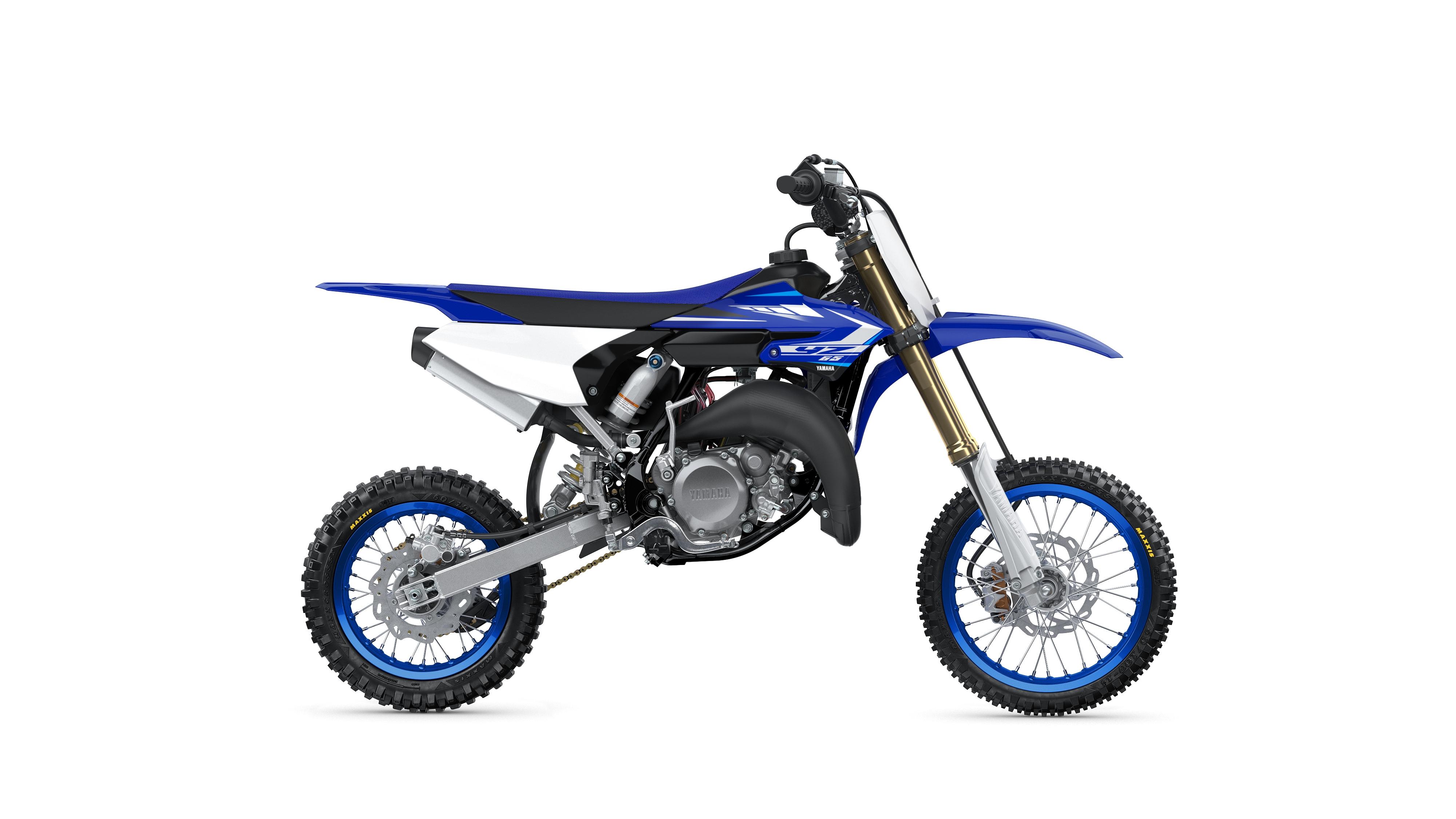 Yamaha YZ65 kindercrosser