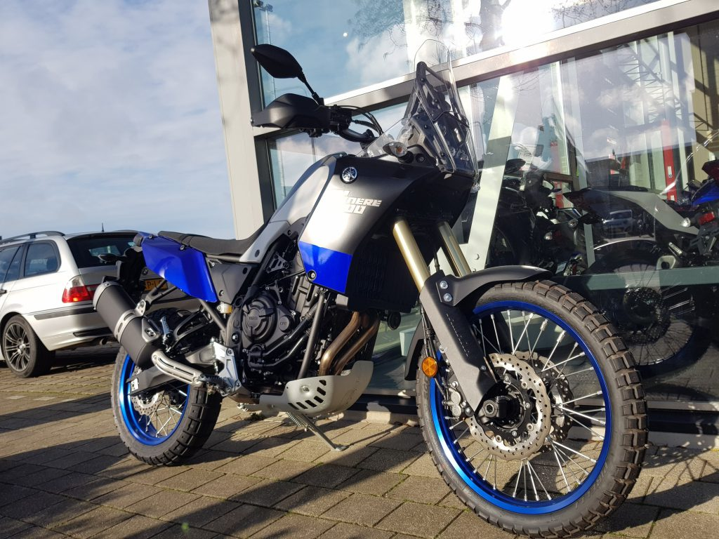 Yamaha Tenere 700 huren | MotorCentrumWest