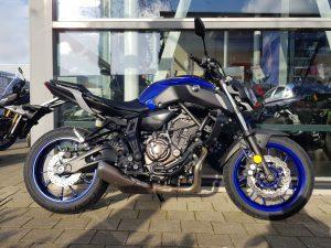 Yamaha MT-07 huren | MotorCentrumWest
